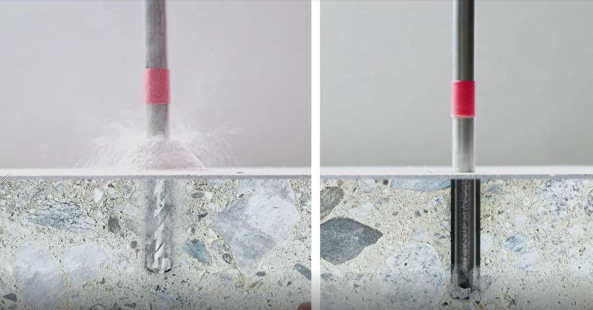 Hohlbohrer: Sauberer und effizienter bohren