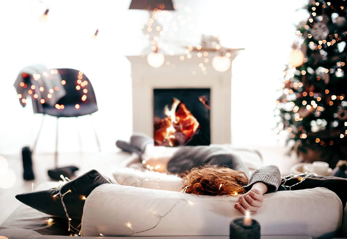 Die richtige Beleuchtung sorgt nicht nur in der Weihnachtszeit für die richtige Stimmung.