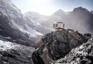 Biwak in Nepal: Wie von einem anderen Stern