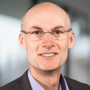 Rainer Fischer, Bereichsleiter der Business Unit Kunststoff bei fischer.