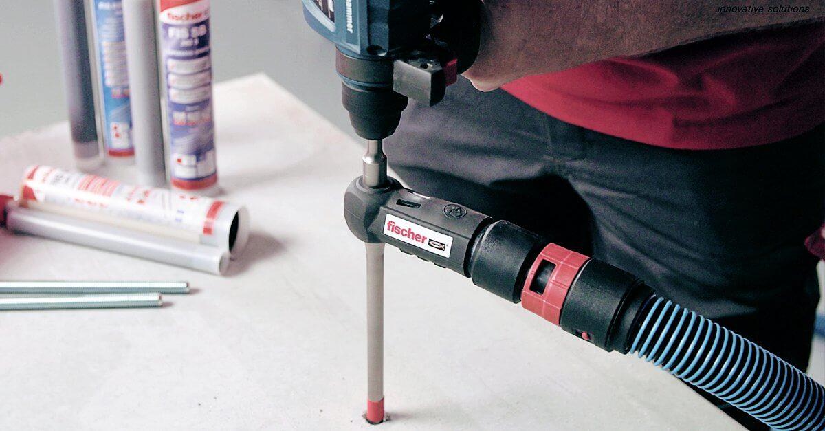 fischer hollow drill
