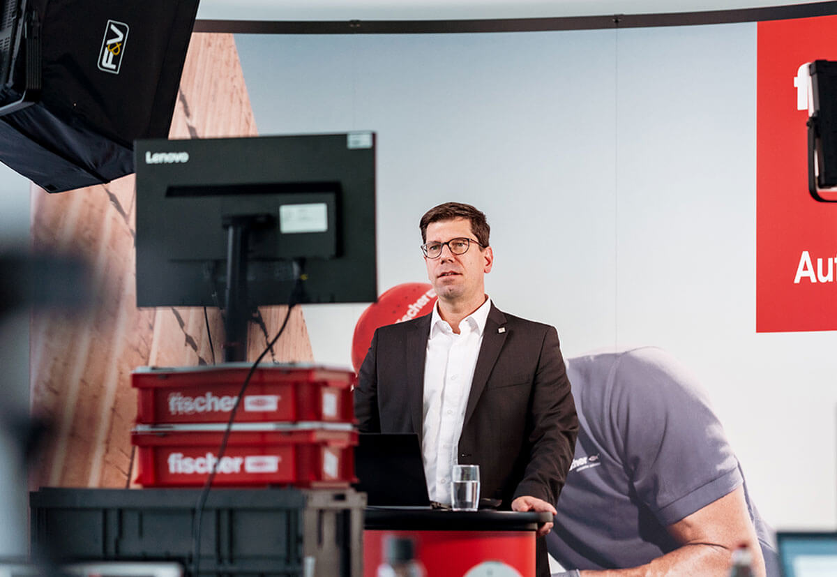 Behind the scenes at fischer's OnlineSeminare
